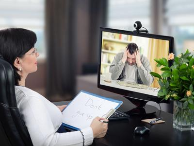 TeleHealth services continue to provide for those seeking counseling