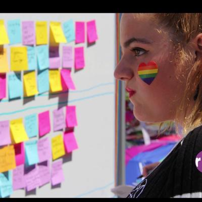 We asked: What does Pride mean to you?