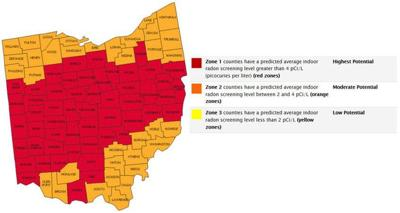 Radon action month prompts call for home testing