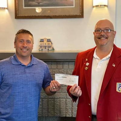 Bucyrus Elks donate $5K to Crawford County Board of Developmental Disabilities