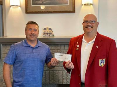 Bucyrus Elks donate $5K to Crawford County Board of Developmental Disabilities