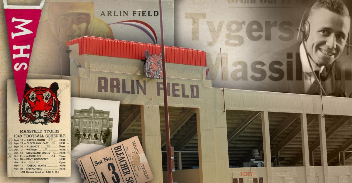Arlin Field history