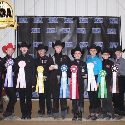 Ontario 8th grader part of national championship equestrian team