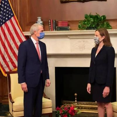 Portman: Supporting Judge Amy Coney Barrett's confirmation to serve on the U.S. Supreme Court