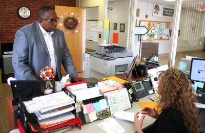 Jefferson sees opportunity to 'electrify this community' as superintendent