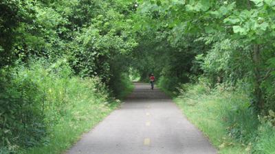 B&O Bike Trail