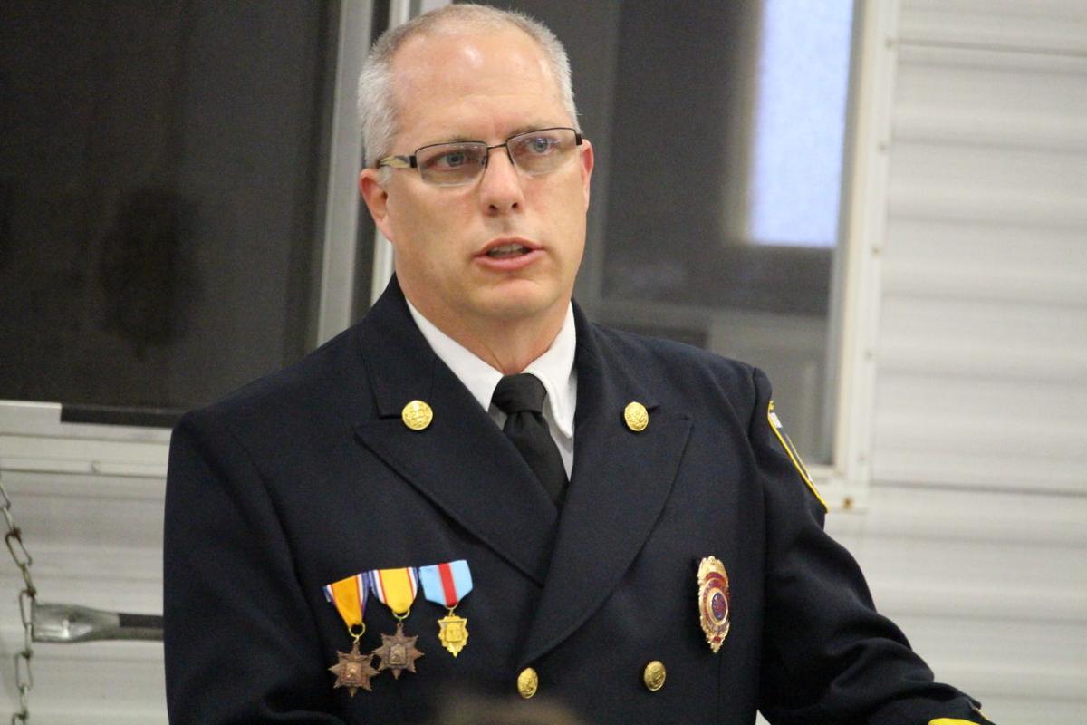 Chief Steve Strickling