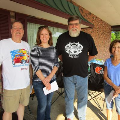 Shelby community supports F.I.S.H. food pantry with 364 bags of groceries