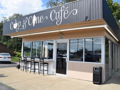 Cup & Cone Cafe opens in Lexington