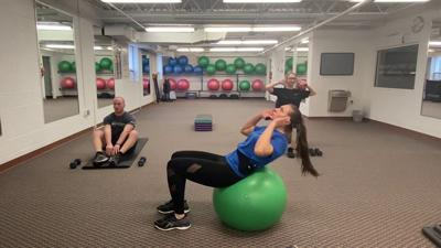 Home workout #2: Tabata-style with OhioHealth fitness trainers