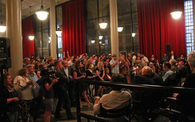'Shawshank' anniversary attracts fans worldwide