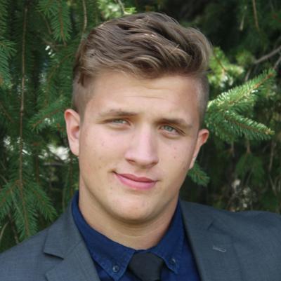 Knox County Career Center 2020 Graduate: David Isaiah Greenich