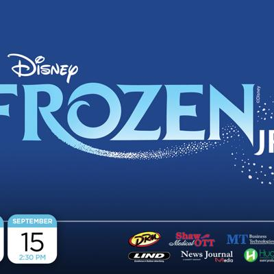 Frozen Jr. cast draws from 3 counties