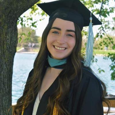 Cedarville University 2021 Graduate: Mackenzie Wade