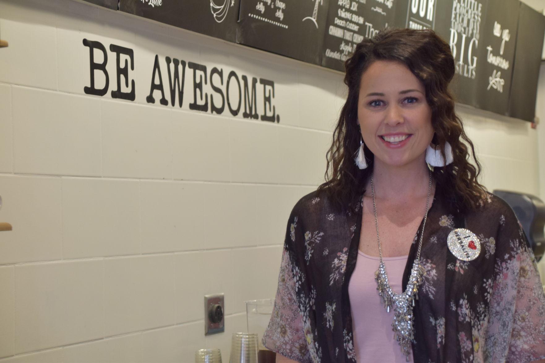 Willard woman opens Downtown Nutrition on Park Avenue
