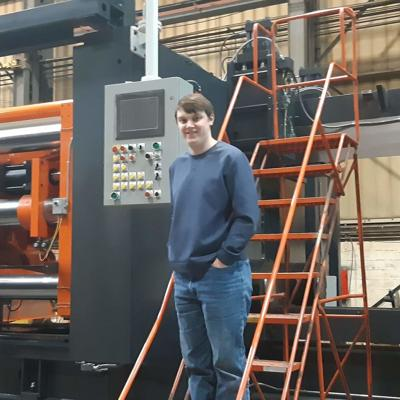 NCSC graduate overcomes financial hardship to launch engineering career