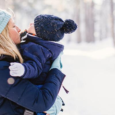 How To Bundle Baby For Cold Weather