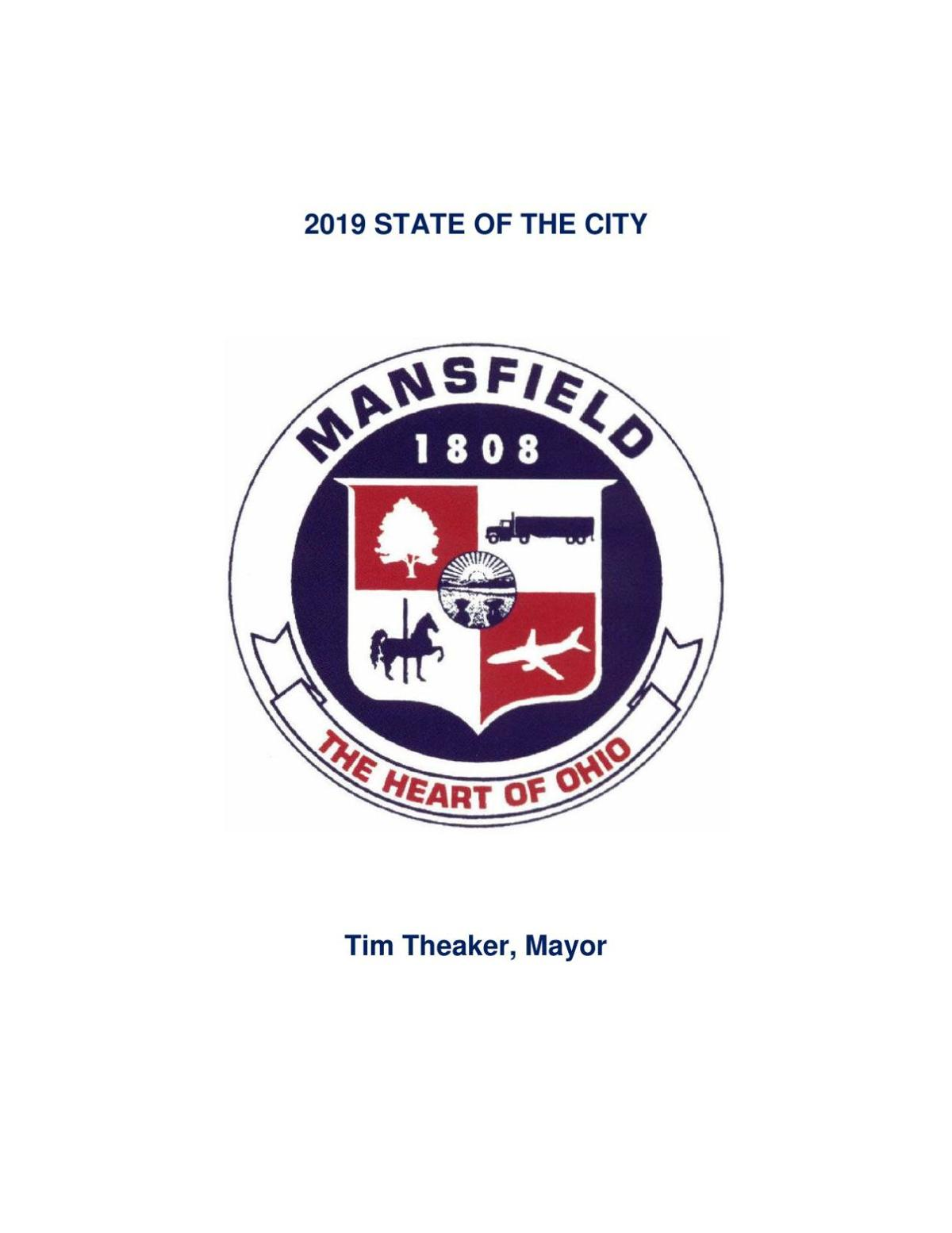 2019 Mansfield State of the City report