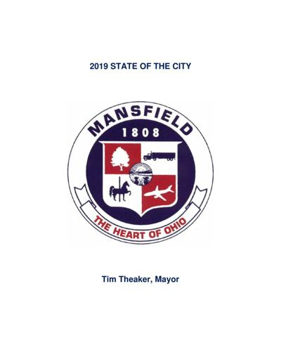 Mansfield mayor releases 2019 'State of the City' report