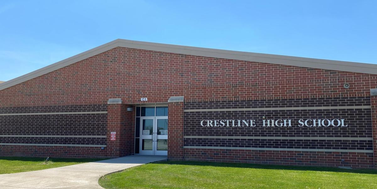 Crestline High School building (copy)