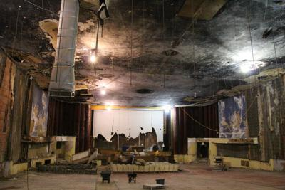 Inside Ashland's Shine's Theatre