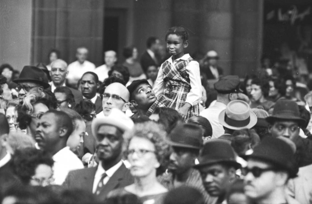 Civil Rights demonstration