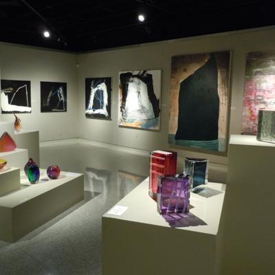 Mansfield Art Center presents 2 new exhibitions