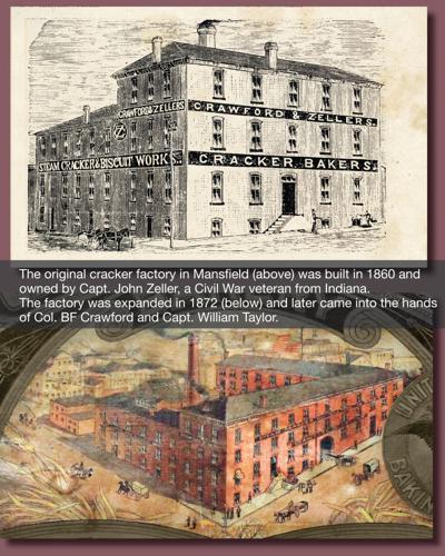 Mansfield's cracker factory