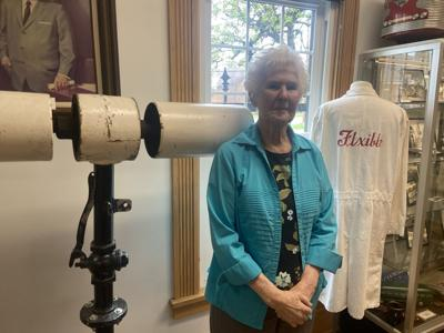 Jeanne Griffin, 95, wins Ohio Museums Association's Betty Bryan Volunteer of the Year award