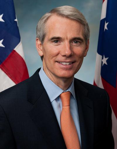 U.S. Senator Rob Portman (R-Ohio).