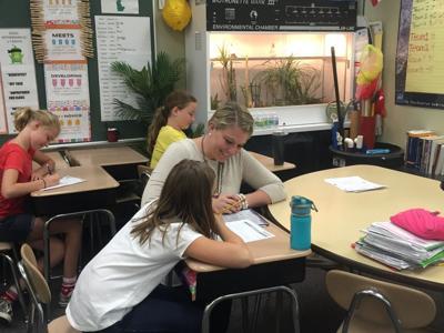 Lexington elementary science teacher finalist for national award