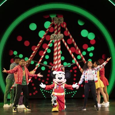New 'Disney Junior Holiday Party! On Tour' plays the Palace Theatre on Dec. 1