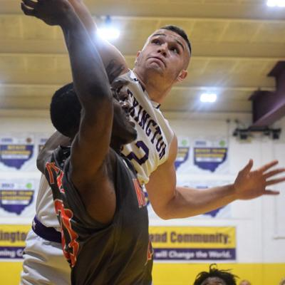 Lexington hands Mansfield Senior its first OCC defeat