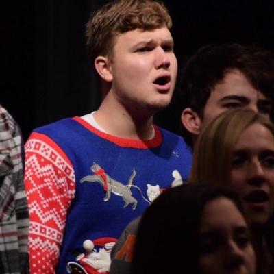 Choral Countdown to Christmas 2019: Ashland High School Choir