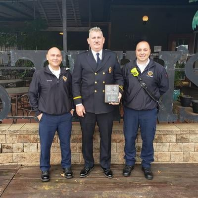 Loudonville resident named Wooster's firefighter of the year