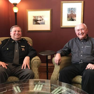 Local couple supports area police departments with the help of the Richland County Foundation