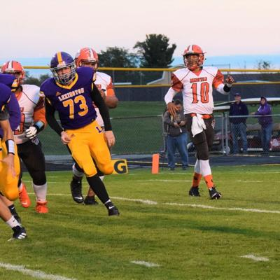 Mansfield Senior displays too many weapons in 42-0 rout of Lexington