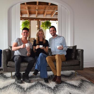 Lexington siblings transform antique store into coffee shop