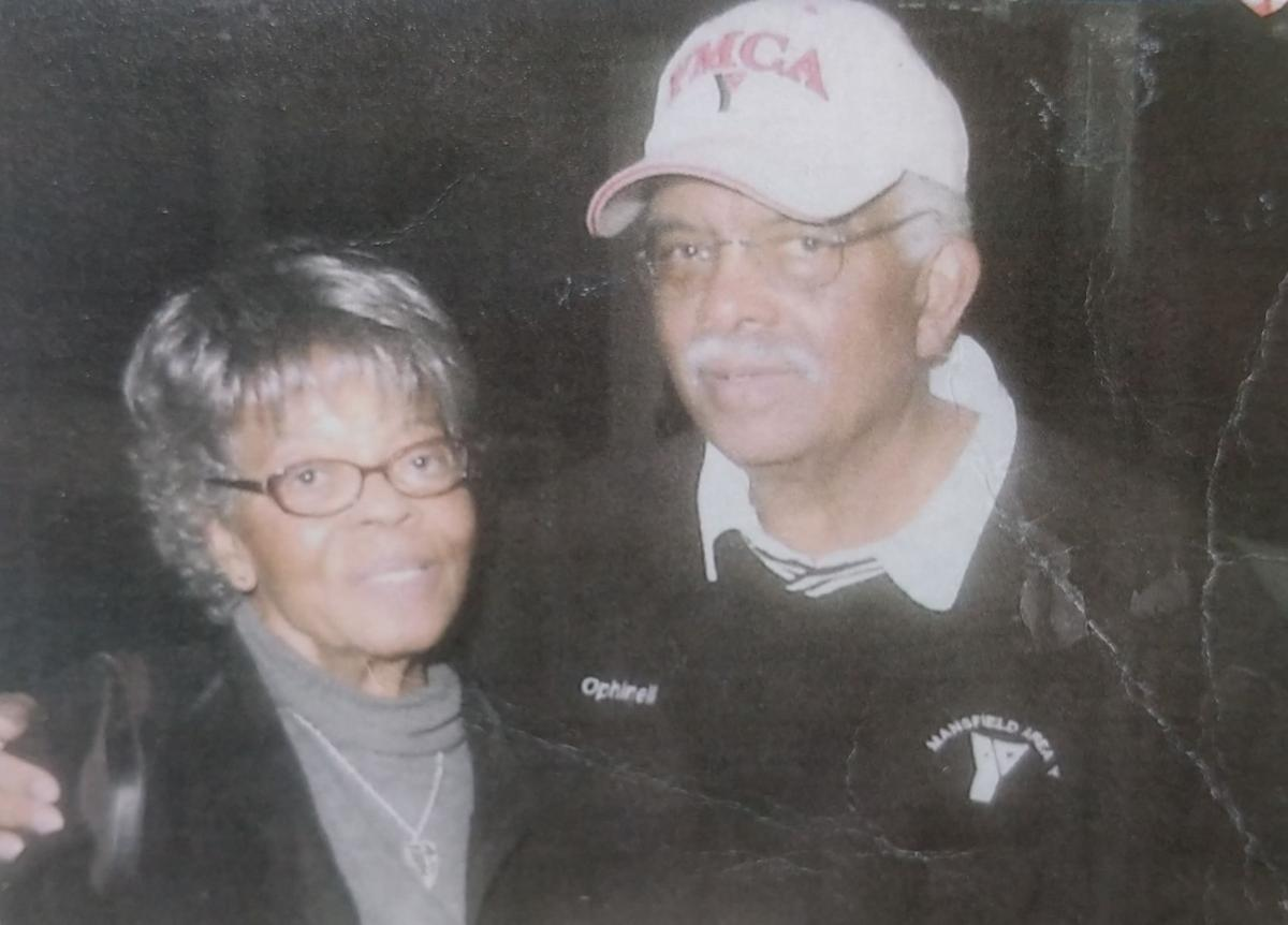 Mildred and Ophinell Davis