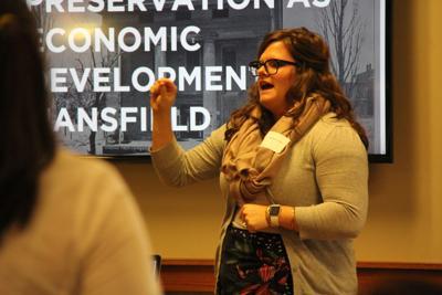Economic Club speaker emphasizes value of historic preservation in Mansfield