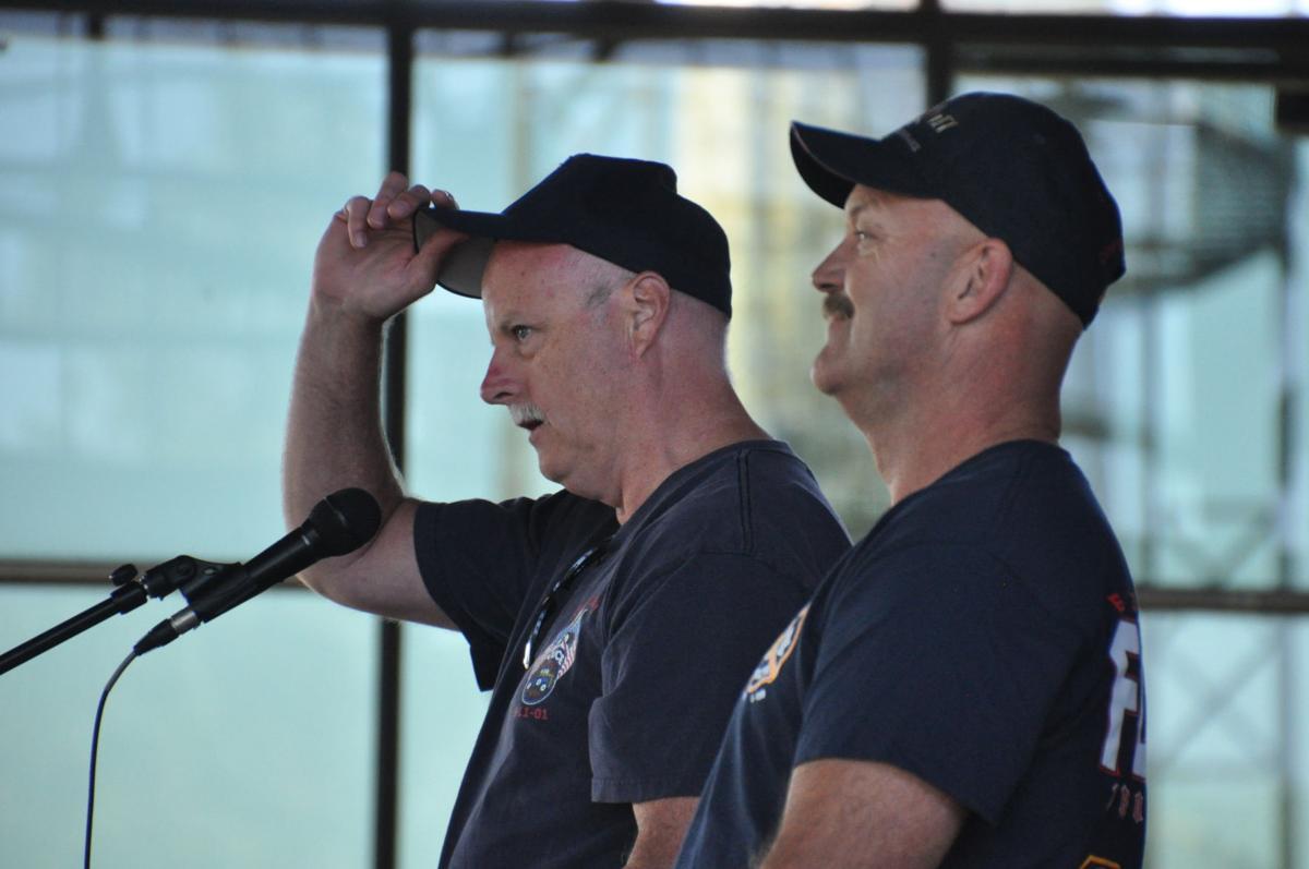 John Lambkin and Joe Gavitt