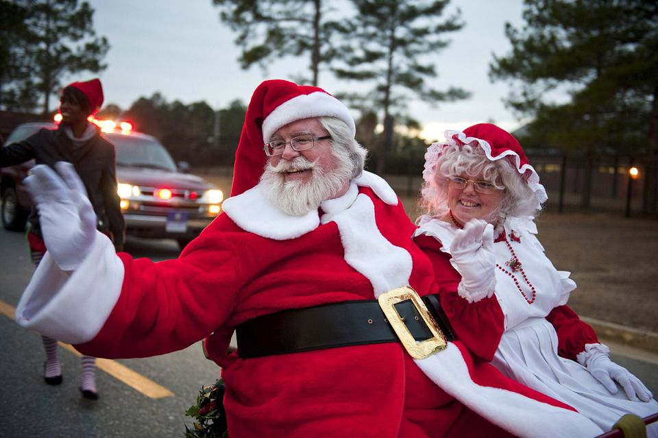 Ashland's Annual Holiday Parade kicks off season's festivities ...