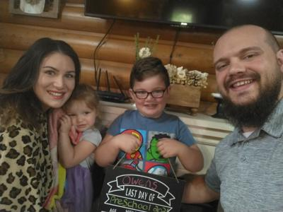 Mansfield child, 5, finds happiness again after proper treatment for eye condition