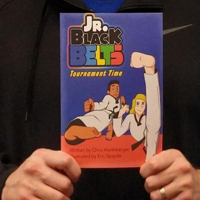 Black Belt owner publishes children's book