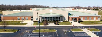 Galion Middle School building
