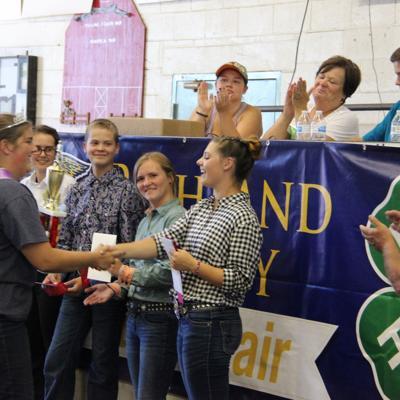 Lynch claims Showman title at RIchland County Fair