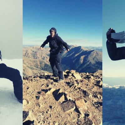 National Mountain Climbing Day: How to train like a mountaineer