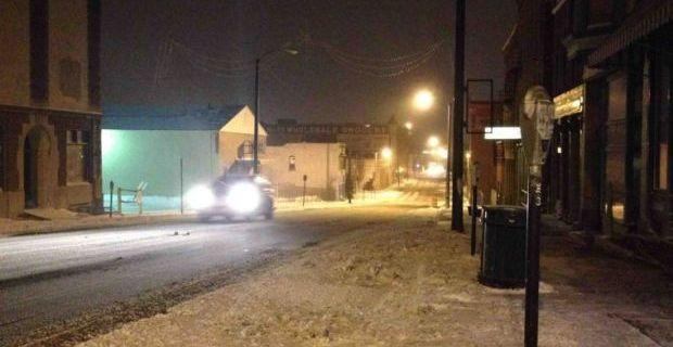 Richland County at level 1 snow emergency, all schools