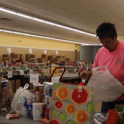 'Make A Difference Day' food drive sees large hike in donations