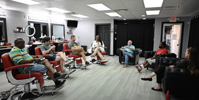 Educators talk honestly about race and America's past in Shop Talk